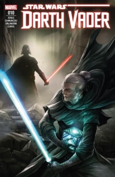 Darth Vader Dark Lord Sith 010 Cover