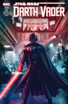 Darth Vader Dark Lord Sith 011 Cover