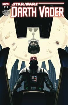 Darth Vader Dark Lord Sith 013 Cover