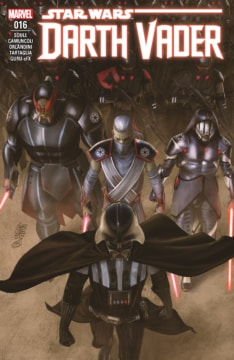 Darth Vader Dark Lord Sith 016 Cover