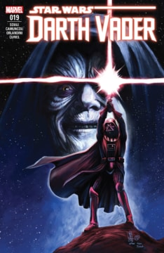 Darth Vader Dark Lord Sith 019 Cover