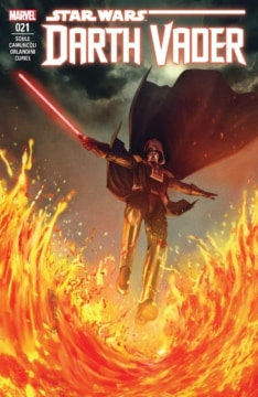 Darth Vader Dark Lord Sith 021 Cover