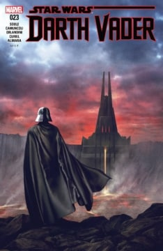 Darth Vader Dark Lord Sith 023 Cover
