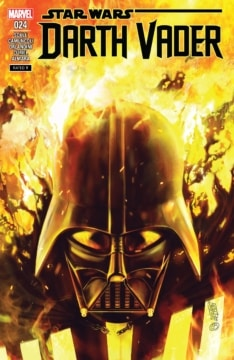 Darth Vader Dark Lord Sith 024 Cover