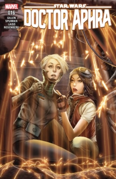 Doctor Aphra 016 Cover