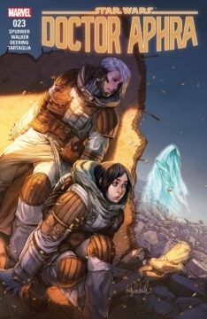 Doctor Aphra 023 Cover