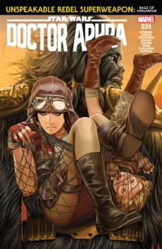 Doctor Aphra 034 Cover