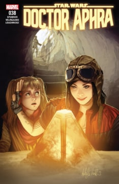 Doctor Aphra 038 Cover