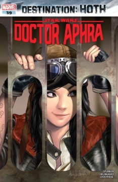Doctor Aphra 039 Cover
