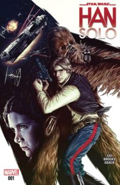 Han Solo 001 Cover