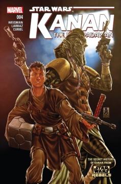 Kanan 004 Cover