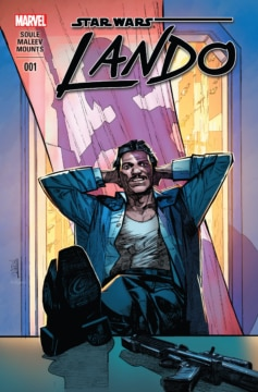 Lando 001 Cover