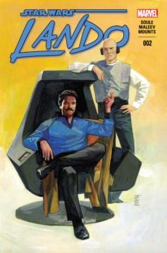 Lando 002 Cover