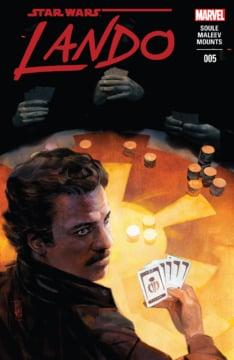 Lando 005 Cover