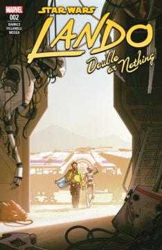 Lando Double Or Nothing 002 Cover