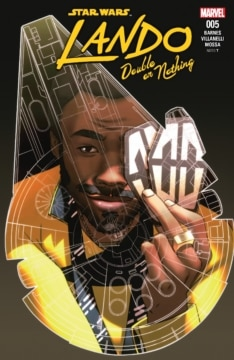 Lando Double Or Nothing 005 Cover