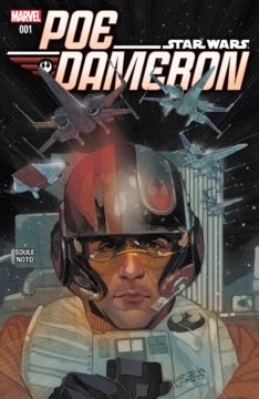 Poe Dameron 001 Cover