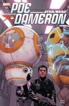 Poe Dameron 006 Cover