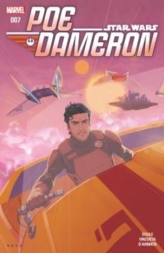 Poe Dameron 007 Cover