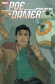 Poe Dameron 010 Cover