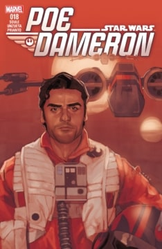 Poe Dameron 018 Cover