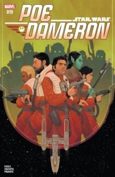 Poe Dameron 019 Cover