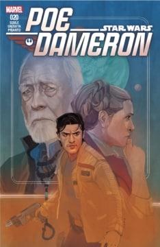 Poe Dameron 020 Cover