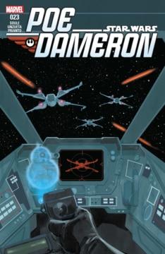 Poe Dameron 023 Cover