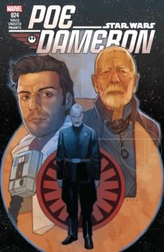 Poe Dameron 024 Cover