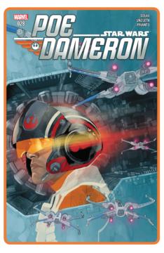 Poe Dameron 028 Cover