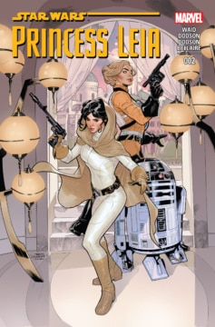 Princess Leia 002 Cover