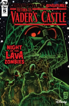 Return To Vaders Castle 005 Cover