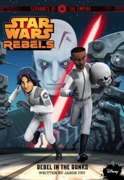 Servants Of The Empire 02 Rebel In The Ranks Cover