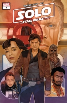 Solo A Star Wars Story Adaptation 007 Cover