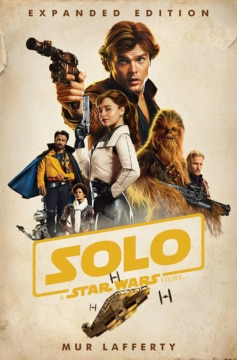 Solo Novelization Cover