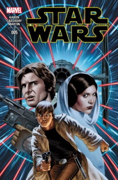 Star Wars 005 Cover