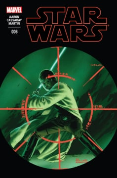 Star Wars 006 Cover