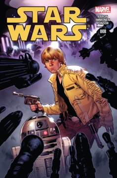 Star Wars 008 Cover