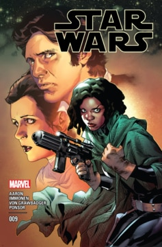 Star Wars 009 Cover
