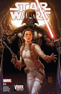 Star Wars 013 Cover