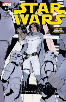 Star Wars 016 Cover