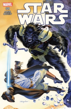 Star Wars 020 Cover