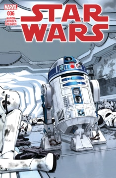 Star Wars 036 Cover