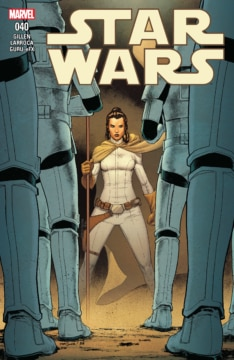 Star Wars 040 Cover