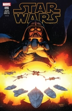 Star Wars 055 Cover