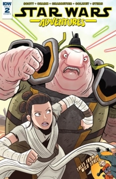 Star Wars Adventures 002 Cover