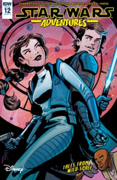 Star Wars Adventures 012 Cover