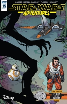Star Wars Adventures 015 Cover