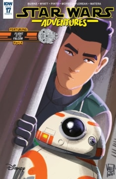 Star Wars Adventures 017 Cover