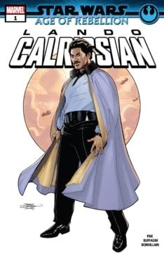Star Wars Age Of Rebellion Lando Calrissian 001 Cover